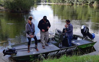 La rivière Dordogne mise à l'honneur dans l'émission Échappées belles